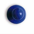 Bottone blu - 12 pezzi