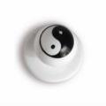 Bottone Yin&Yang - 12 pezzi